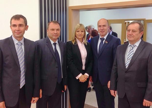 Встеча с министром здравоохранения Словакии Зузаной Зволенски во время посещения Словацкой медицинской ассоциации